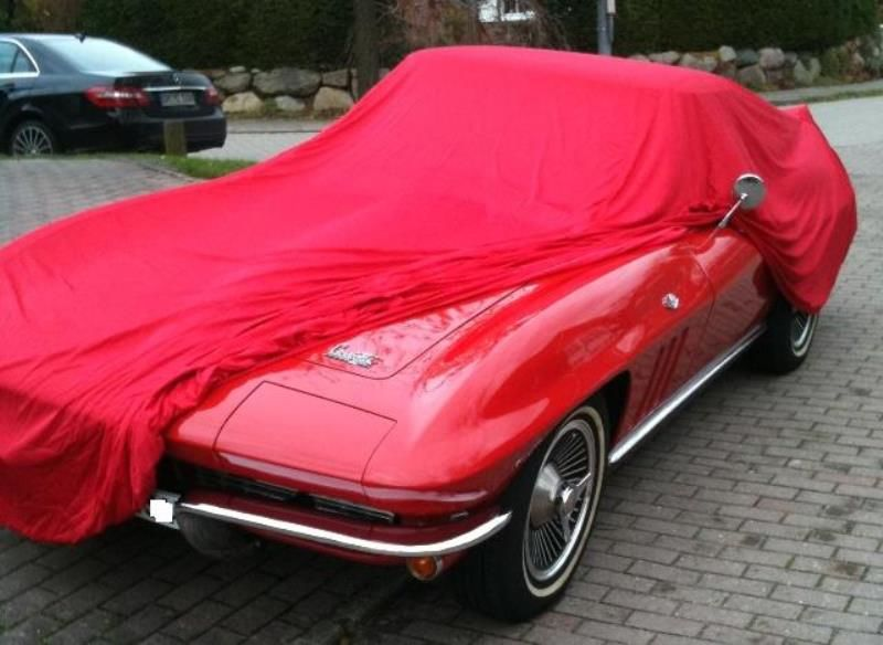 Best Indoor Corvette Car Cover