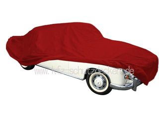 Car-Cover Satin Red für Mercedes 220S / SE Ponton (W180)
