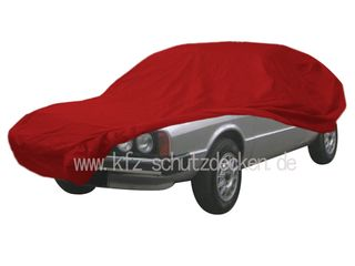 Car-Cover Satin Red für VW Scirocco 1
