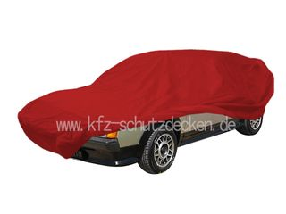 Car-Cover Satin Red für VW Scirocco 2