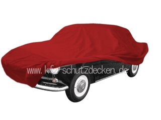Car-Cover Satin Red für VW Type 3 bis 1969