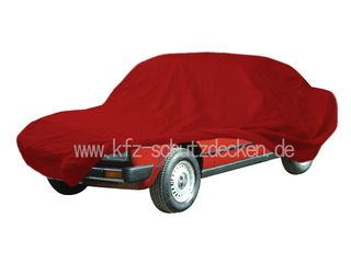Car-Cover Satin Red für Alfa Romeo Alfetta