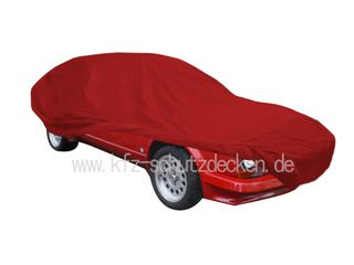 Car-Cover Satin Red für Alfa Romeo GTV 1974-1986