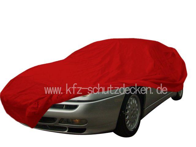 Autoabdeckung Vollgarage CarCover Samt Red Für Alfa Romeo GTV - Alfa romeo car cover