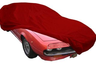 Car-Cover Satin Red für Alfa Romeo Montreal