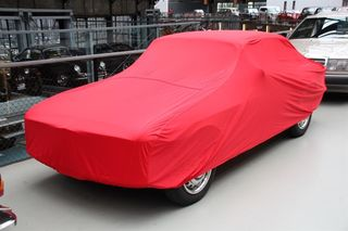 Car-Cover Satin Red für Alfa-Romeo GT 1600Junior