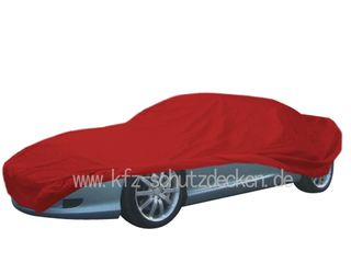 Car-Cover Satin Red für Aston Martin DB9