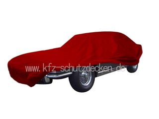 Car-Cover Satin Red für Aston Martin DBS Vantage