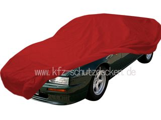 Car-Cover Satin Red für Aston Martin Virage Volante