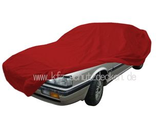 Car-Cover Satin Red für Audi Quattro Coupe