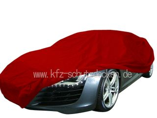 Car-Cover Satin Red für Audi R8