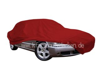 Car-Cover Samt Red for Bentley Arnage