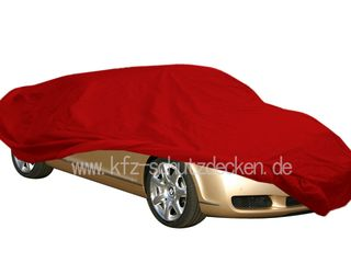 Car-Cover Satin Red für Bentley Continental GT Mulliner