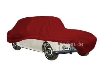Car-Cover Satin Red für Bentley S1-S3