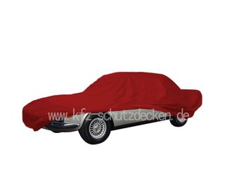 Car-Cover Satin Red für BMW 3,0 CSI
