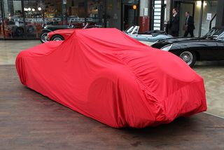 Car-Cover Satin Red für BMW 328