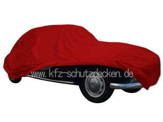 Car-Cover Satin Red für BMW 501