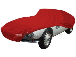 Car-Cover Satin Red für BMW 507