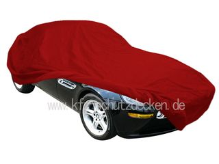 Car-Cover Satin Red für BMW Z8