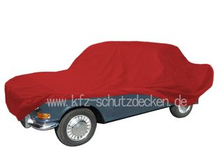 Car-Cover Satin Red für Borgward Arabella