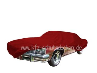 Car-Cover Samt Red for Buick Le Sabre