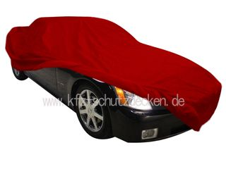 Car-Cover Satin Red für Cadillac XLR