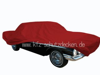 Car-Cover Satin Red für Chevrolet Lumina
