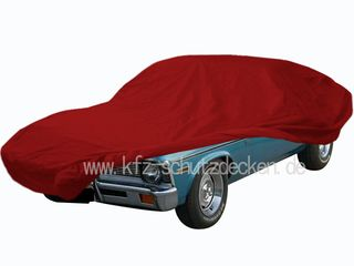 Car-Cover Satin Red für Chevrolet Nova