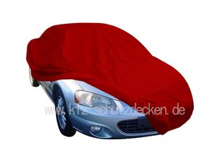 Car-Cover Satin Red für Chrysler Sebring