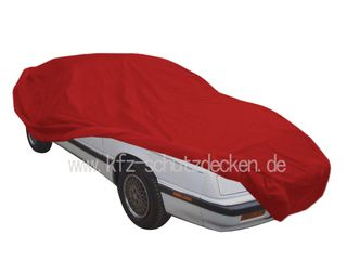 Car-Cover Satin Red für Chrysler Le Baron