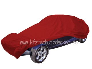 Car-Cover Satin Red für Chrysler Prowler