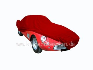 Car-Cover Satin Red für Ferrari 250 Berlinetta