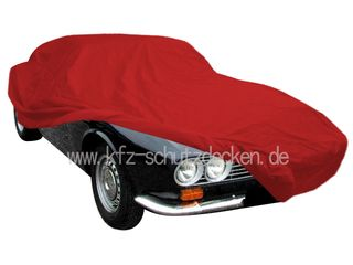 Car-Cover Satin Red für OSI