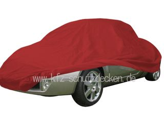 Car-Cover Satin Red für Ford Street-Ka