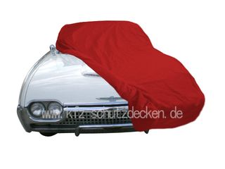 Car-Cover Satin Red für Thunderbird 1958- 1962