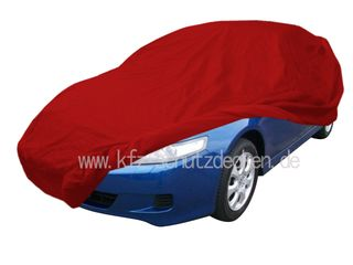 Car-Cover Samt Red for Honda Accord