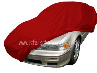 Car-Cover Satin Red für Honda Legend