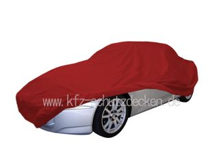 Car-Cover Satin Red für Honda S 2000