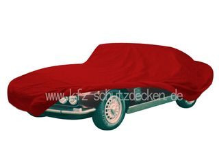 Car-Cover Satin Red für ISO Grifo