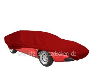 Car-Cover Satin Red für Lamborghini Urraco P300