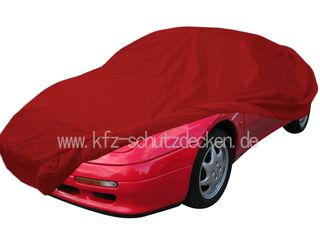 Car-Cover Satin Red für Lotus Elan