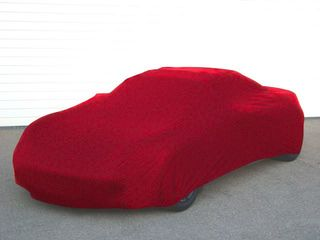 Car-Cover Satin Red für Lotus Elise S1