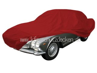 Car-Cover Satin Red für Maserati GT 3500 Coupé