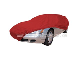 Car-Cover Satin Red für Maybach 62