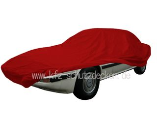 Car-Cover Satin Red für Mazda RX 7