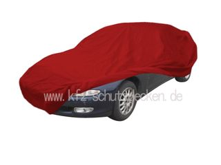 Car-Cover Satin Red für Mazda Xedos 6