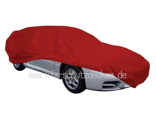 Car-Cover Satin Red für Mitsubishi 3000 GT