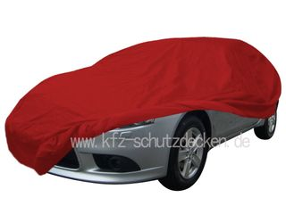 Car-Cover Satin Red für Mitsubishi Lancer Sportback