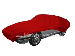 Car-Cover Satin Red für Nissan 280 ZX