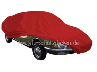Car-Cover Satin Red für NSU Ro 80